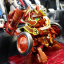 "SDBF RED WARRIOR ""KURENAI MUSHA"" AMAZING thumbnail 4"