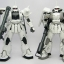 MG 1/100 MS-06J ZAKU 2 WHITE AUGER thumbnail 9