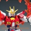 HGBF 1/144 BUILD BURNING GUNDAM thumbnail 17