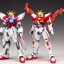 HGBF 1/144 BUILD BURNING GUNDAM thumbnail 22