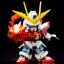 BB396 BUILD BURNING GUNDAM thumbnail 10