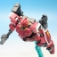 HGBF 1/144 GUNDAM AMAZING RED WARRIOR thumbnail 8