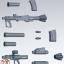 1/144 SYSTEM WEAPON 009 (RG,HG) thumbnail 5