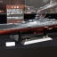 1/500 SPACE BATTLE SHIP YAMATO 2199 thumbnail 4