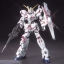 HGUC 1/144 UNICORN GUNDAM (DESTROY MODE) - TITANIUM FINISH thumbnail 2