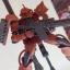 HG 1/144 CHAR'S ZAKUⅡ [Gundam The Original] thumbnail 3