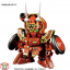 "SDBF RED WARRIOR ""KURENAI MUSHA"" AMAZING thumbnail 6"