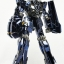 MG 1/100 UNICORN GUNDAM 02 BANSHEE (TITANIUM FINISH VER.) thumbnail 3