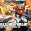 HGBF 1/144 BUILD BURNING GUNDAM thumbnail 1