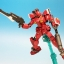HGBF 1/144 GUNDAM AMAZING RED WARRIOR thumbnail 14