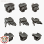 HGBC 1/144 JIGEN BUILD KNUCKLES (KAKU) thumbnail 4