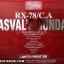PG 1/60 RX-78/C.A CASVAL S GUNDAM EXF VER. thumbnail 1