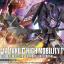 HG 1/144 MS-06R-1A ZAKU II ORTEGA CUSTOM [Gundam the ORIGIN] thumbnail 1