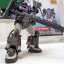 HG 1/144 Zaku II Black Tri-Star High Mobility Type [Gundam The Origin] thumbnail 4