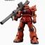 HG 1/144 CHAR'S ZAKUⅡ [Gundam The Original] thumbnail 5