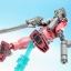 HGBF 1/144 GUNDAM AMAZING RED WARRIOR thumbnail 9