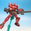 HGBF 1/144 GUNDAM AMAZING RED WARRIOR thumbnail 15
