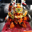 "SDBF RED WARRIOR ""KURENAI MUSHA"" AMAZING thumbnail 2"