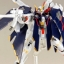 HGBF 1/144 CROSSBONE GUNDAM X1 FULL CLOTH Ver. GBF thumbnail 17