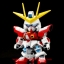 BB396 BUILD BURNING GUNDAM thumbnail 11