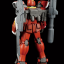 MG 1/100 GUNDAM AMAZING RED WARRIOR thumbnail 7