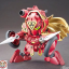 "SDBF RED WARRIOR ""KURENAI MUSHA"" AMAZING thumbnail 10"