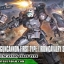 HG 1/144 GUNCANNON FIRST TYPE (IRON CAVALRY COMPANY) thumbnail 1