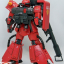 MG 1/100 MS-06R-2J RIDDEN ZAKU VER. 2.0 thumbnail 3