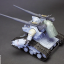 HG 1/144 GUNTANK EARLY TYPE thumbnail 15