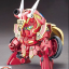 "SDBF RED WARRIOR ""KURENAI MUSHA"" AMAZING thumbnail 11"