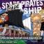 GRAND SHIP COLLECTION SPADE PIRATES SHIP thumbnail 1