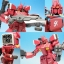 HGBF 1/144 GUNDAM AMAZING RED WARRIOR thumbnail 17