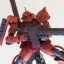 HG 1/144 CHAR'S ZAKUⅡ [Gundam The Original] thumbnail 2