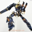 MG 1/100 UNICORN GUNDAM 02 BANSHEE (TITANIUM FINISH VER.) thumbnail 14