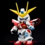 BB396 BUILD BURNING GUNDAM thumbnail 14