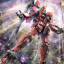 MG 1/100 GUNDAM AMAZING RED WARRIOR thumbnail 1