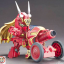 "SDBF RED WARRIOR ""KURENAI MUSHA"" AMAZING thumbnail 9"