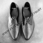 รองเท้าหนังSiant Laurent Studded Creepers