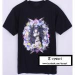 เสื้อGivenchy Pin-UpSatinAppliqueCuban-Print Best Mirror