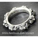 แหวนChrome Hearts เกรดMirror1:1