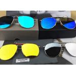 แว่นตาTHOM BROWNE AVIATOR TB-015 (เฟรมสีเงินมีสินค้า)