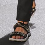 รองเท้าGivenchy Palladio Chain Sandals 1:1