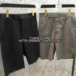 กางเกงTHOM BROWNE Short Pants (แกะแบบจากของแท้1:1)