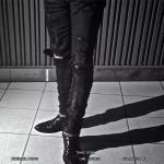 กางเกงSaint Laurent-Black Dresstroyed