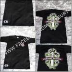 เสื้อ Chrome Hearts Green Sword T-shirt 1:1