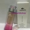 พร้อมส่ง เทสเตอร์ Lacoste Touch of Pink EDT for Women EDT 90 ml.