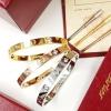 พร้อมส่ง LOVE 4 diamond Bracelet กำไลรุ่น LOVEเพชร4เม็ด ยอดฮิตตลอดกาล