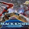 HG 1/144 MACK KNIFE