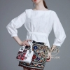 เสื้อผ้าเกาหลี พร้อมส่งUnity With Korea Lovely Elegant & Cuties Vintage