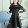 ชุดเดรสเกาหลี พร้อมส่งCendrillon Pricess Black Dress